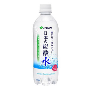 伊藤園の炭酸水