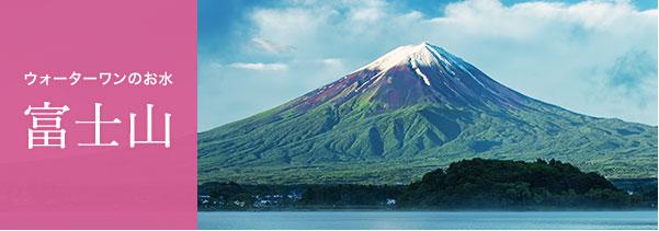 ウォーターワン富士山