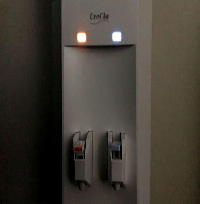 クリクラFitのLEDライト