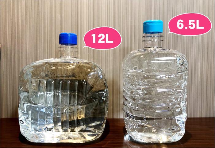 アキュアマインの水ボトル